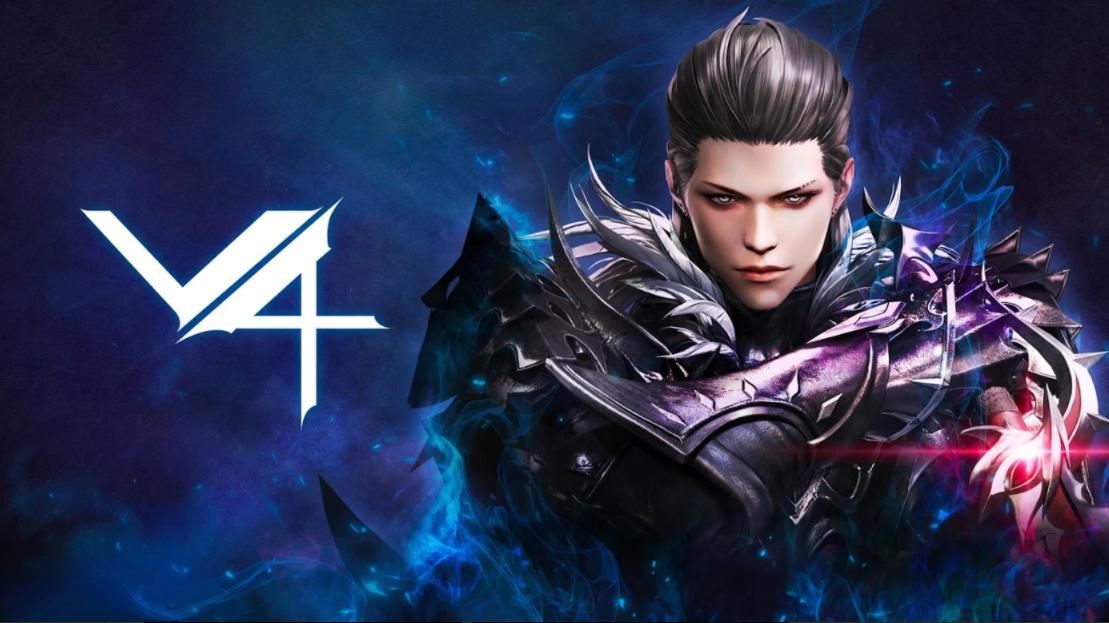 壮大な世界で本格ファンタジーMMORPGが楽しめる『V4』